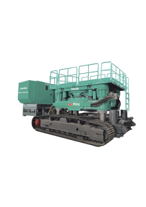 DTR 2106Hz Crawler Rotary Drilling Machine