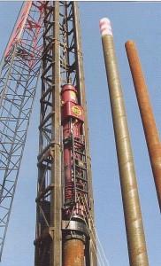 D30-52 Diesel Pile hammer