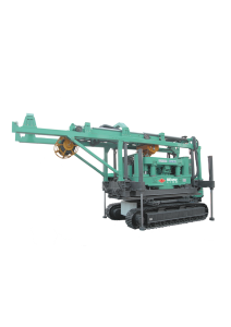 DCP 1005H Low Clearance Full Casing Rotary Drilling Rig