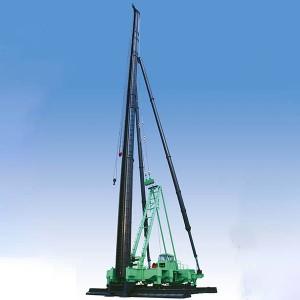 JB180 Hydraulic Walking Piling Rig