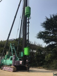 High Quality Pre-Bored Pre-Cast Piling -