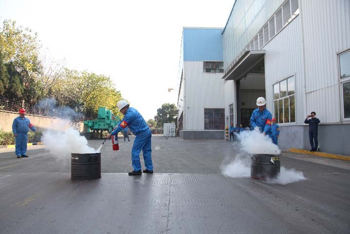 SEMW launches firefighting training activities
