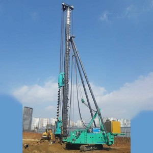 Factory source 375 Tuneel Non-Explosive Drilling Rig Manufacturer - SPR 115 Hydraulic Pile Driving Rig – Engineering Machinery