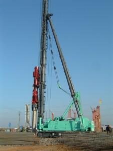 D100 diesel pile hammer