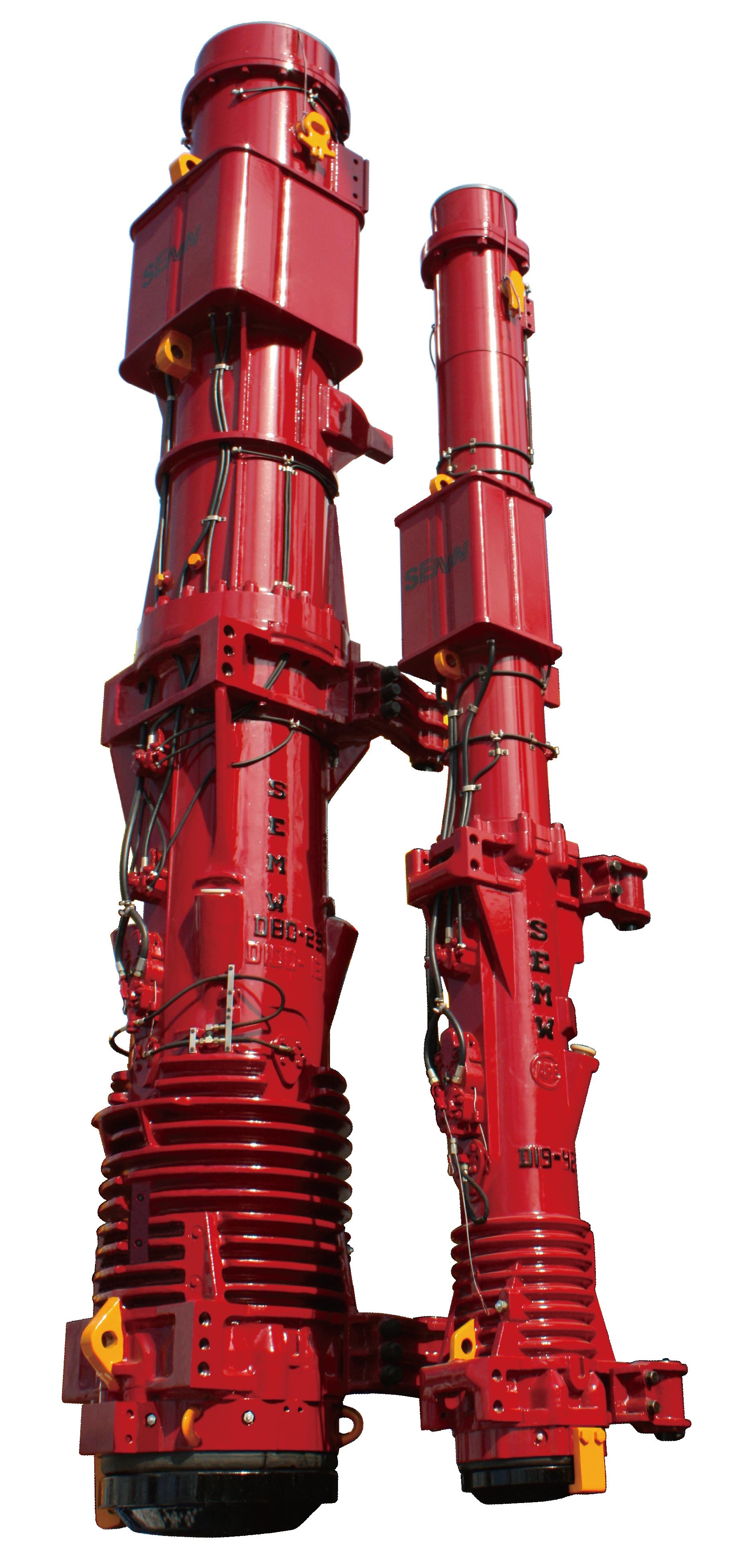 Chinese wholesale Pile Hammers Supplier - D180 DIESEL PILE HAMMER – Engineering Machinery