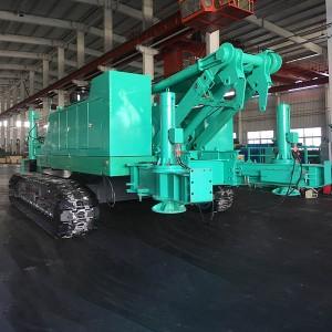 SPR 115 Hydraulic Pile Driving Rig